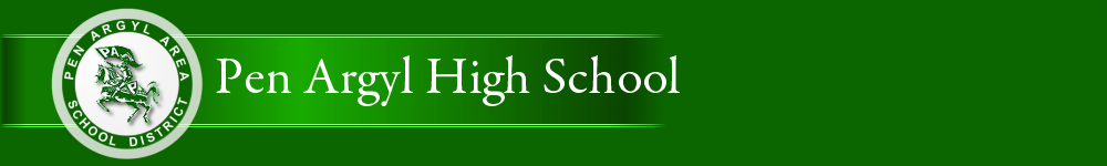 Pen Argyl High School Logo